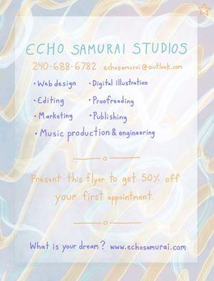 Echo Samurai Studios in Gaithersburg, MD for Sale in Montgomery Village, MD