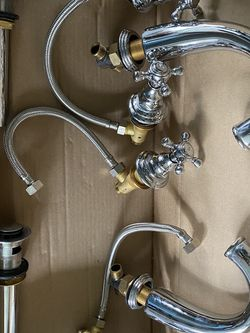 Two Bathroom Faucets ($20 each) for Sale in Redmond,  WA
