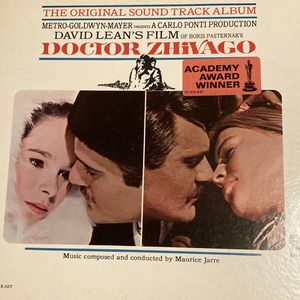 Doctor Zhivago Original Soundtrack Album for Sale in Cranberry Township, PA
