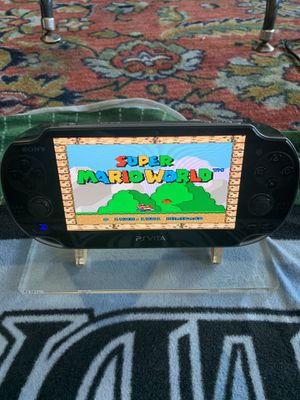 Ps vita oled model for Sale in Redwood City, CA