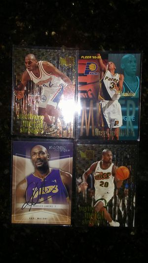 NBA Superstars Basketball players Cards for Sale in BVL, FL