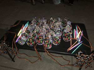 Free trick or treat bags and glow sticks for Sale in Bellflower, CA