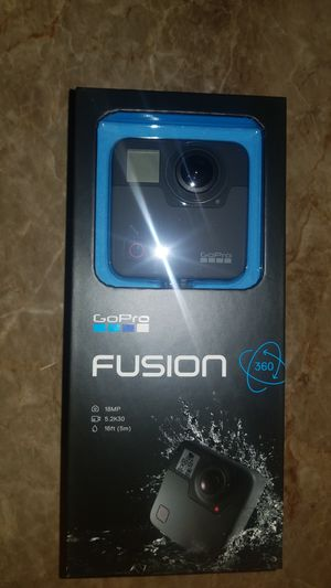 GoPro fusion 360 for Sale in Columbus, OH