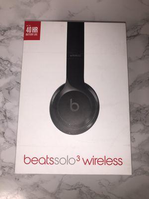 Beats solo3 wireless for Sale in Glendale, AZ