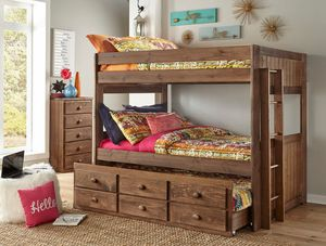 Bunk bed take it home with $39 down for Sale in Dallas, TX
