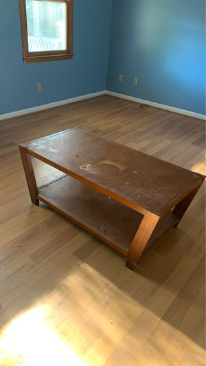 Coffee table and end tables for Sale in Boiling Springs, SC