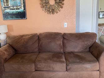 Brown Couch for Sale in Carlsbad,  CA