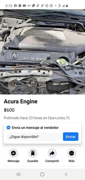 Acura engine parts for Sale in Hialeah, FL