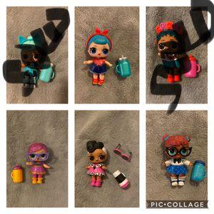 Lol dolls $14 each for Sale in Las Vegas, NV