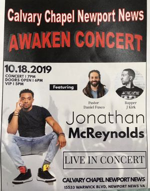 AWAKEN concert tickets 2 for Sale in Newport News, VA