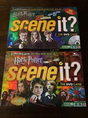 Harry Potter Board Games for Sale in Palmdale, CA