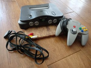 Nintendo64 for Sale in San Luis Obispo, CA