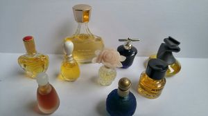 Lot of 9 Mini Perfumes/Fragrances for Sale in Chicago, IL