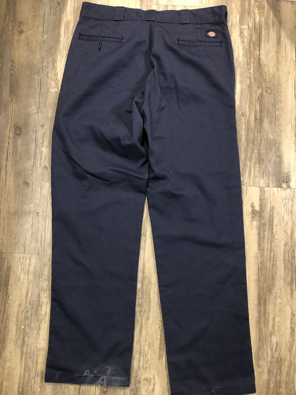 Navy Blue Dickies 874 Pants