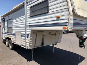 5th wheel camper trailer or tiny home need gone Today for Sale in Fort McDowell, AZ