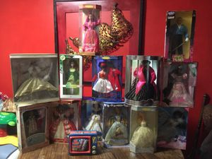 Barbie Collectables $1000 or best offer for Sale in Carson, CA