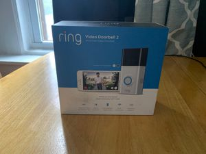 Ring video doorbell 2 for Sale in Chicago, IL