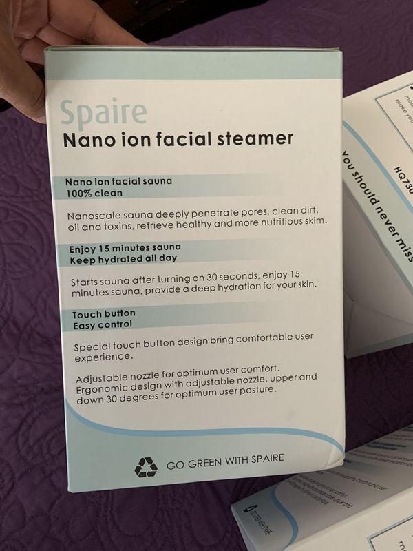 Spaire Facial Steamer