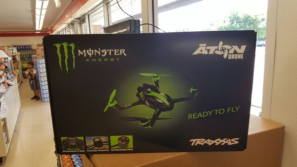 Monster traxxas Aton drone for sale for Sale in Bloomingdale, IL - OfferUp