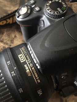 Nikon D3000 Camera for Sale in Pittsburgh,  PA