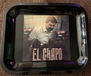 Large El Chapo collectable Rolling Tray for Sale in Inglewood, CA