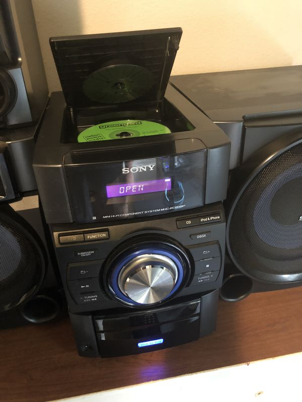 Sony Sound System For Sale In Beavercreek Or Offerup