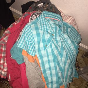 Boys 3t-4t Dress Shirts And Jackets/sweaters for Sale in San Jose, CA