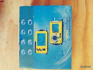 Waterproof 2 screen digital camera for Sale in Ralston, NE