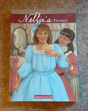 """American Girl """"Nellie's Promise"""" Children's Softcover Book - VGC for Sale in Fox Lake, IL"""
