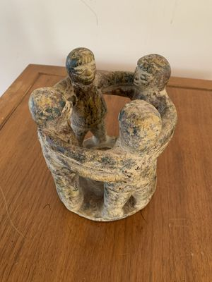 Vintage burning Circle of Friends Candelabra for Sale in Los Angeles, CA