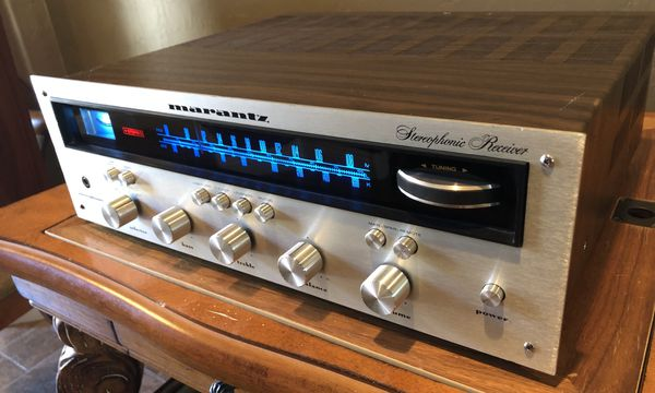 Marantz 2215 Stereo Receiver