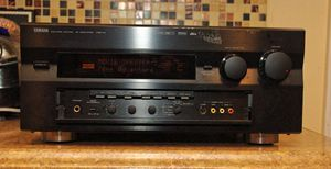 Yamaha Natural Sound AV Amplifier DSP A-1 Surround Sound for Sale in St. Louis, MO