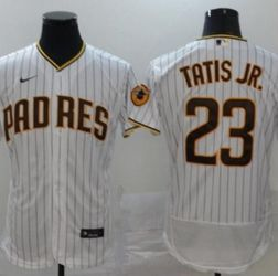 MLB Jersey Padres Tatis Jr White Men for Sale in Walnut,  CA