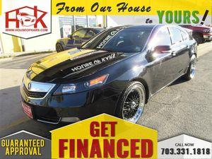 2012 Acura TL for Sale in Manassas, VA