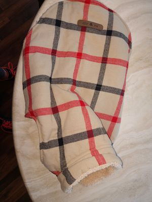 Warm dog coat medium for Sale in Lakeside, AZ