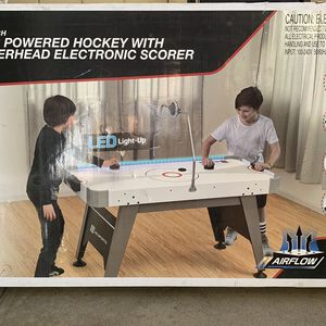 "MD Sports 60"" Air Powered Hockey Table for Sale in Whittier, CA"
