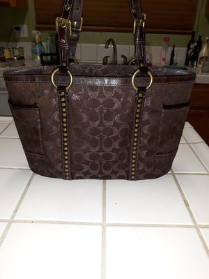 COACH TOTE for Sale in Elk Grove, CA