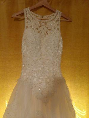 Size 4 wedding dress for Sale in Overland Park, KS