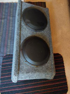 (2) JL AUDIO 10W3W3-4 for Sale in Harrisburg, PA