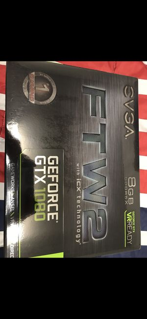 Gtx 1080 ftw 2 for Sale in Alden, IA