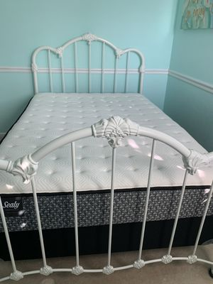 Sealy Mattress, Full/Double size, 2 years old for Sale in Westminster, CO