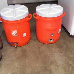 10 Gallon Cooler Mash Tuns for Sale in Tacoma, WA