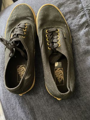 Black and beige vans for Sale in Miami, FL