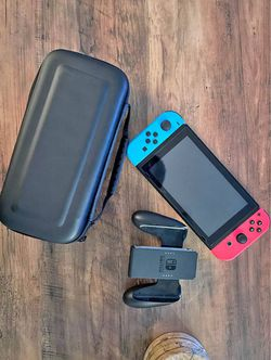 Nintendo Switch With Cases/Games for Sale in Houston, TX