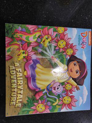 Dora The Explorer A Fairytale Adventure book for sale for Sale in Tulsa, OK