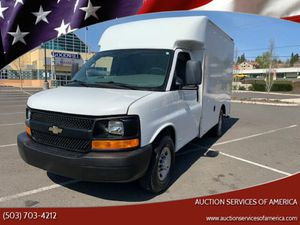 2013 Chevrolet Express Commercial Cutaway for Sale in Milwaukie, OR