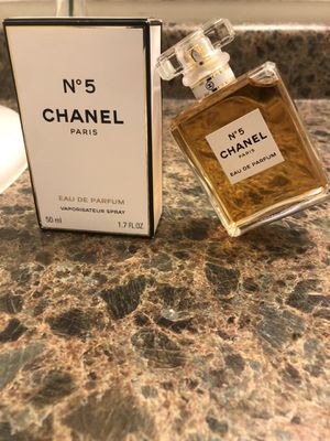 Chanel No .5 Perfume for Sale in Phoenix, AZ