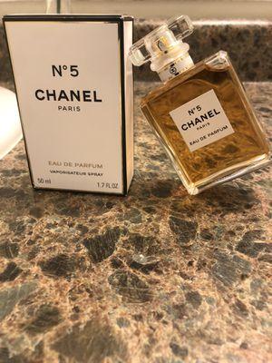 Chanel No .5 Perfume for Sale in Phoenix, AZ