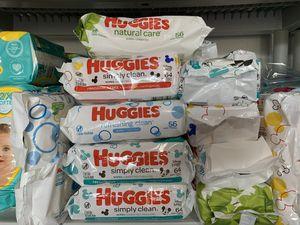 Huggies baby wipes for Sale in Lehigh Acres, FL