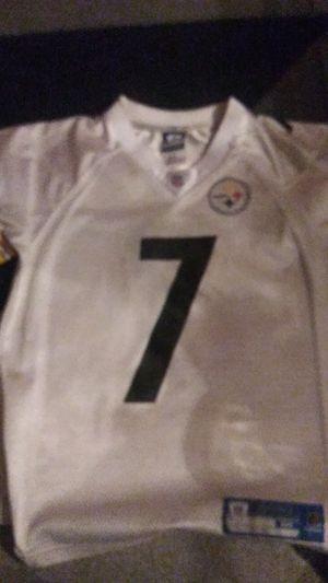 *New Steelers reebok roethlisberger jersey kid 10 -12 for Sale in Columbus, OH